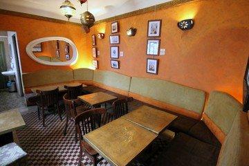 Malaga corporate event venues Restaurant Aroma Secret Garden - Sala Mora image 2