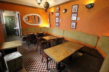 Malaga corporate event venues Restaurant Aroma Secret Garden - Sala Mora image 1
