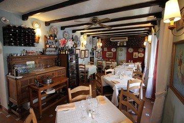 Malaga corporate event venues Restaurant El Capricho - Salon image 1