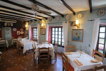Malaga corporate event venues Restaurant El Capricho - Salon image 0