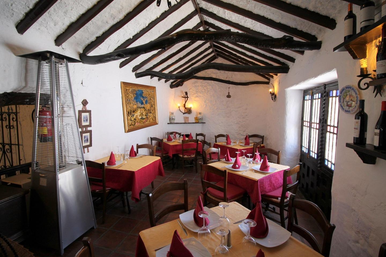 Malaga corporate event venues Restaurant La Reja - Salon image 0