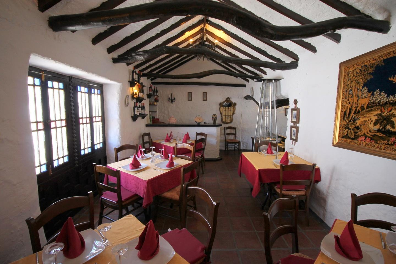 Malaga corporate event venues Restaurant La Reja - Salon image 1