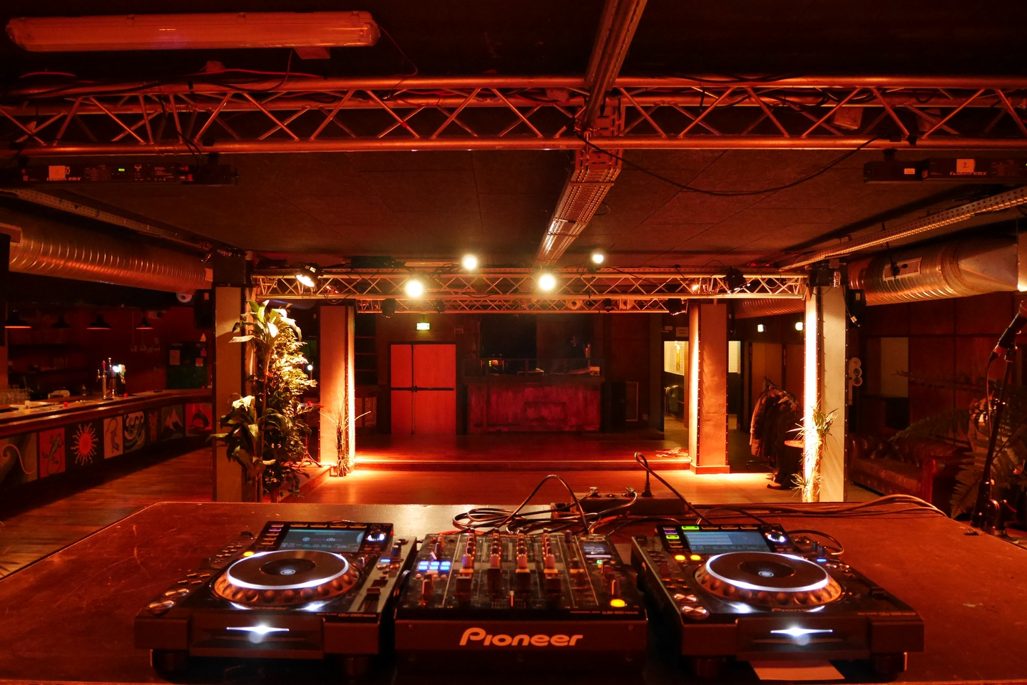 Paris corporate event venues Party room La Bellevilloise - Le Club image 11