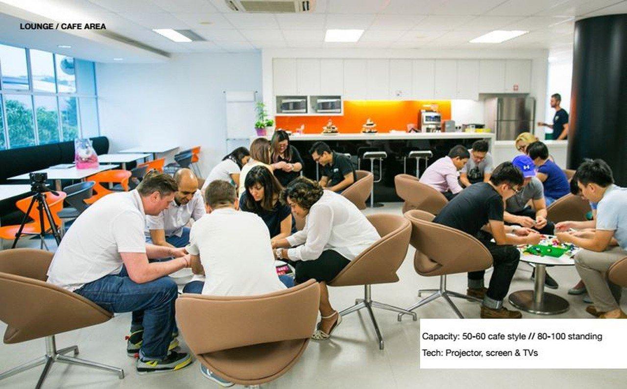 Autres villes workshop spaces Espace de Coworking Hyper Island - Cafe and Lounge image 1