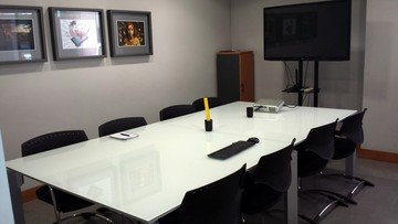 Malaga Train station meeting rooms  Yellow Bricks Creative Centre - T1 image 0