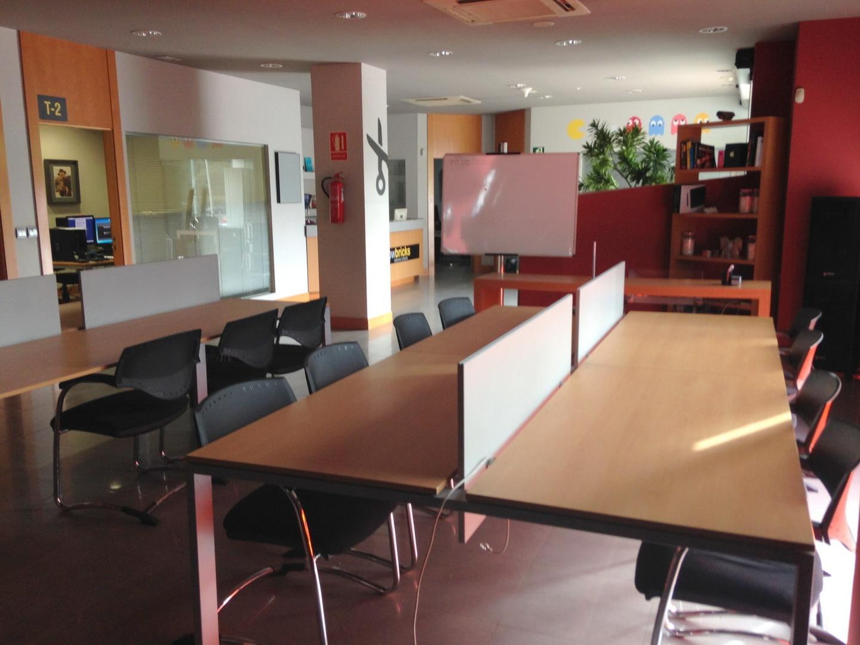Malaga training rooms Salle de réunion Yellow Bricks Creative Centre - Communal Area image 1