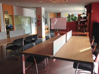 Malaga training rooms Meetingraum Yellow Bricks Creative Centre - Communal Area image 1