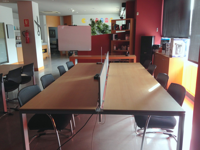 Malaga training rooms Salle de réunion Yellow Bricks Creative Centre - Communal Area image 2