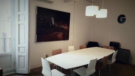 Madrid conference rooms Meetingraum L'Espace Almirante 5 image 0