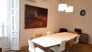 Madrid conference rooms Meeting room L'Espace Almirante 5 image 5