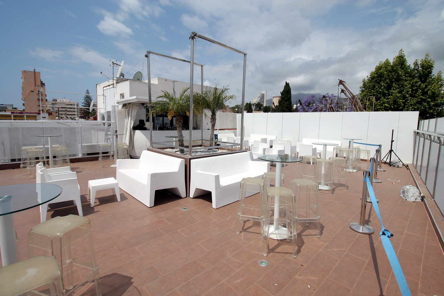 Malaga corporate event venues Rooftop Molly's Rooftop image 2