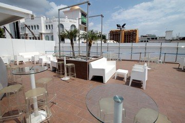 Malaga corporate event venues Dachterrasse Molly's Rooftop image 5
