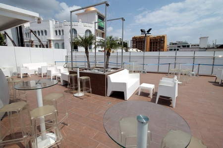 Malaga corporate event venues Rooftop Molly's Rooftop image 5