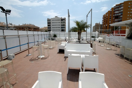 Malaga corporate event venues Rooftop Molly's Rooftop image 6