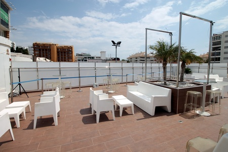 Malaga corporate event venues Rooftop Molly's Rooftop image 7