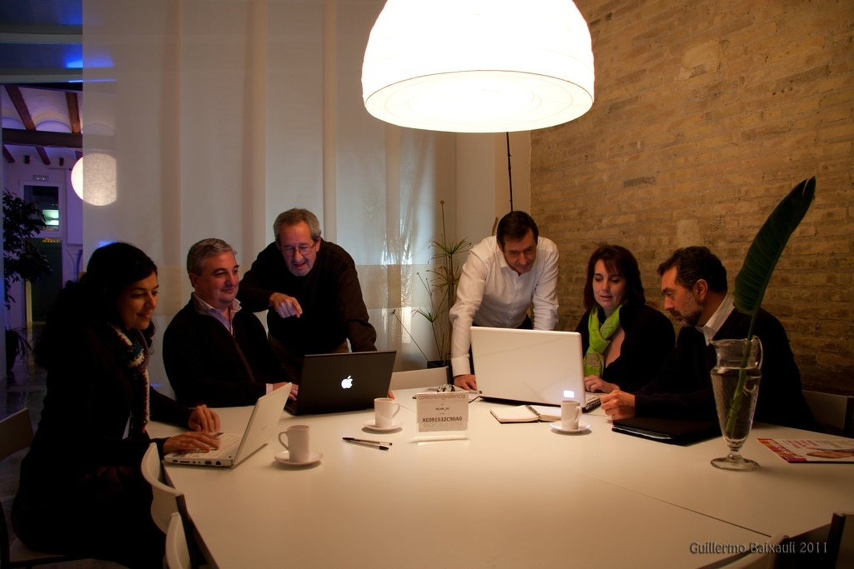 Autres villes training rooms Espace de Coworking CoworkingValencia image 1