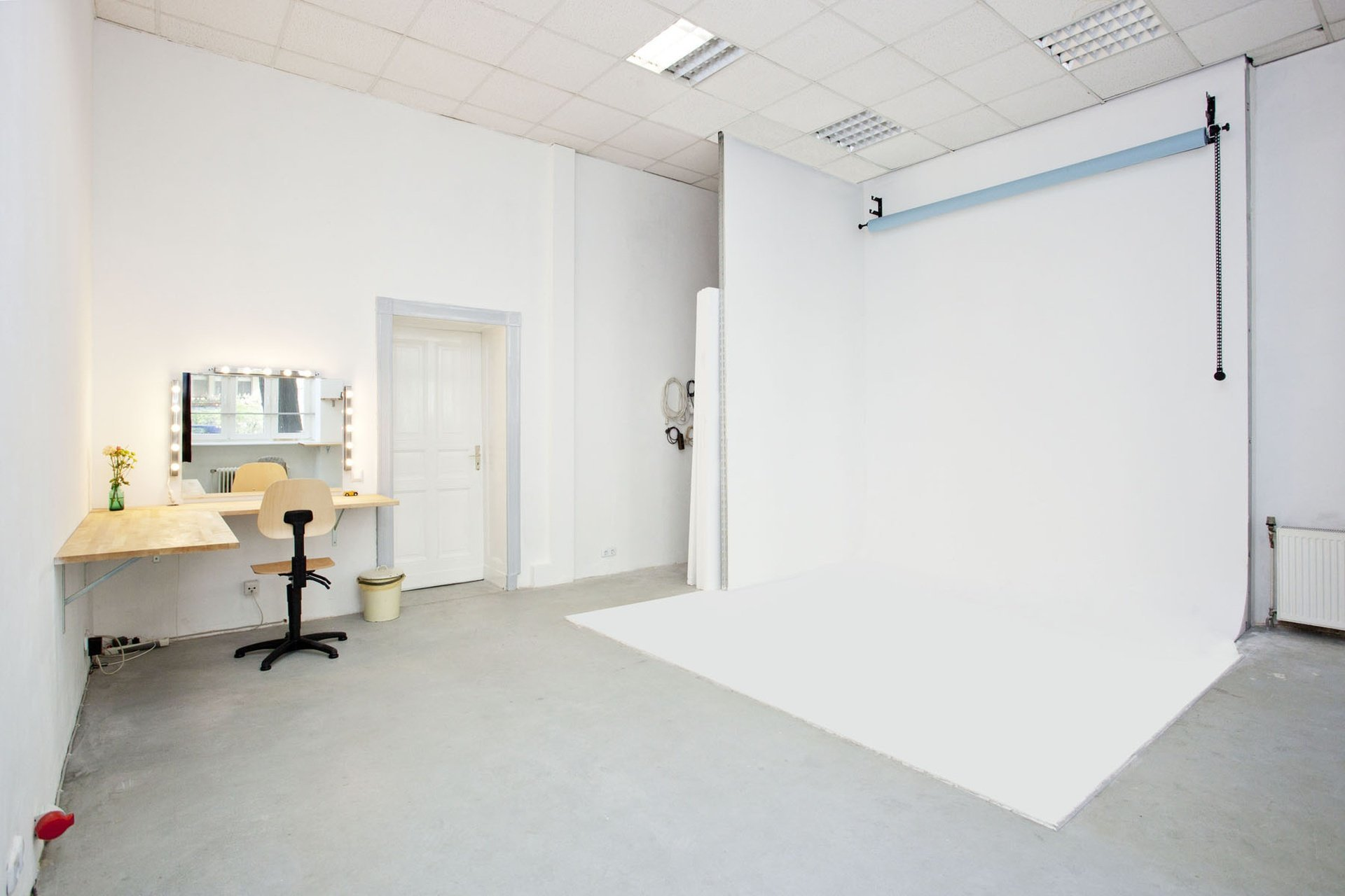 Berlin workshop spaces Foto Studio Blender & Co. - Photostudio image 0