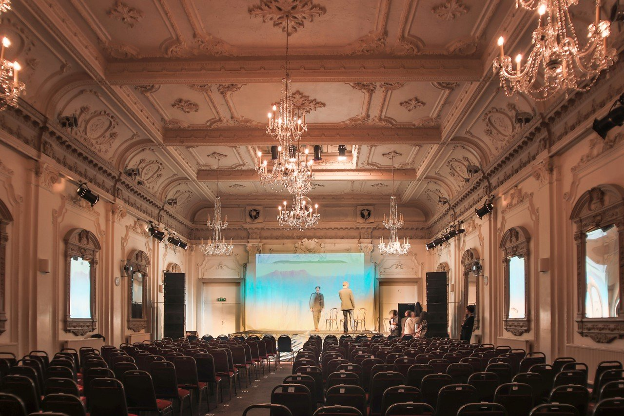 London corporate event venues Historische Gebäude Bush Hall image 3