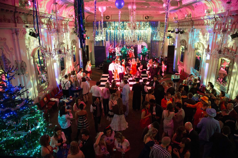 Londres corporate event venues Lieu historique Bush Hall image 2