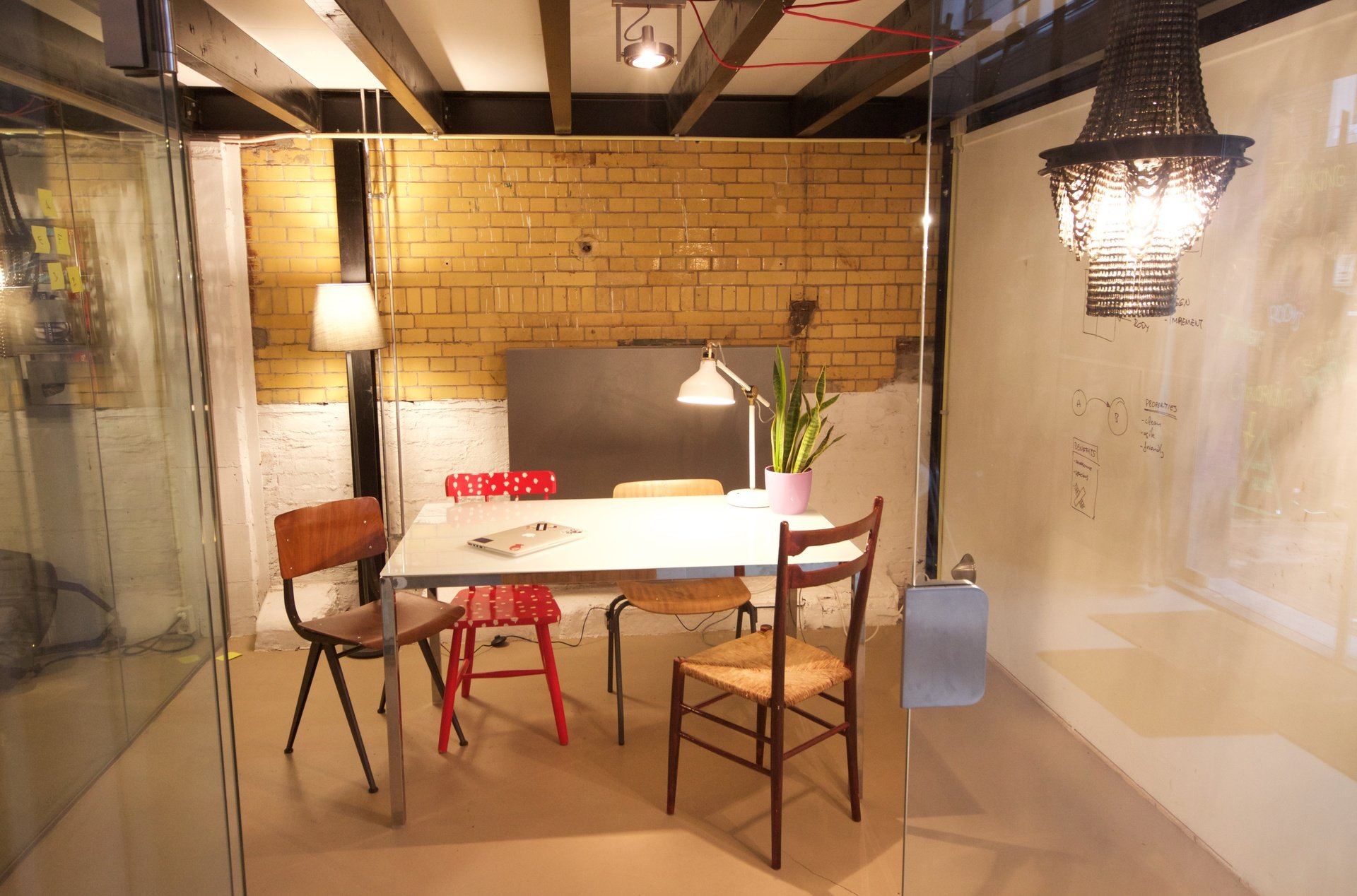 Amsterdam conference rooms Salle de réunion The Thinking Hut - Small Meeting Room image 0