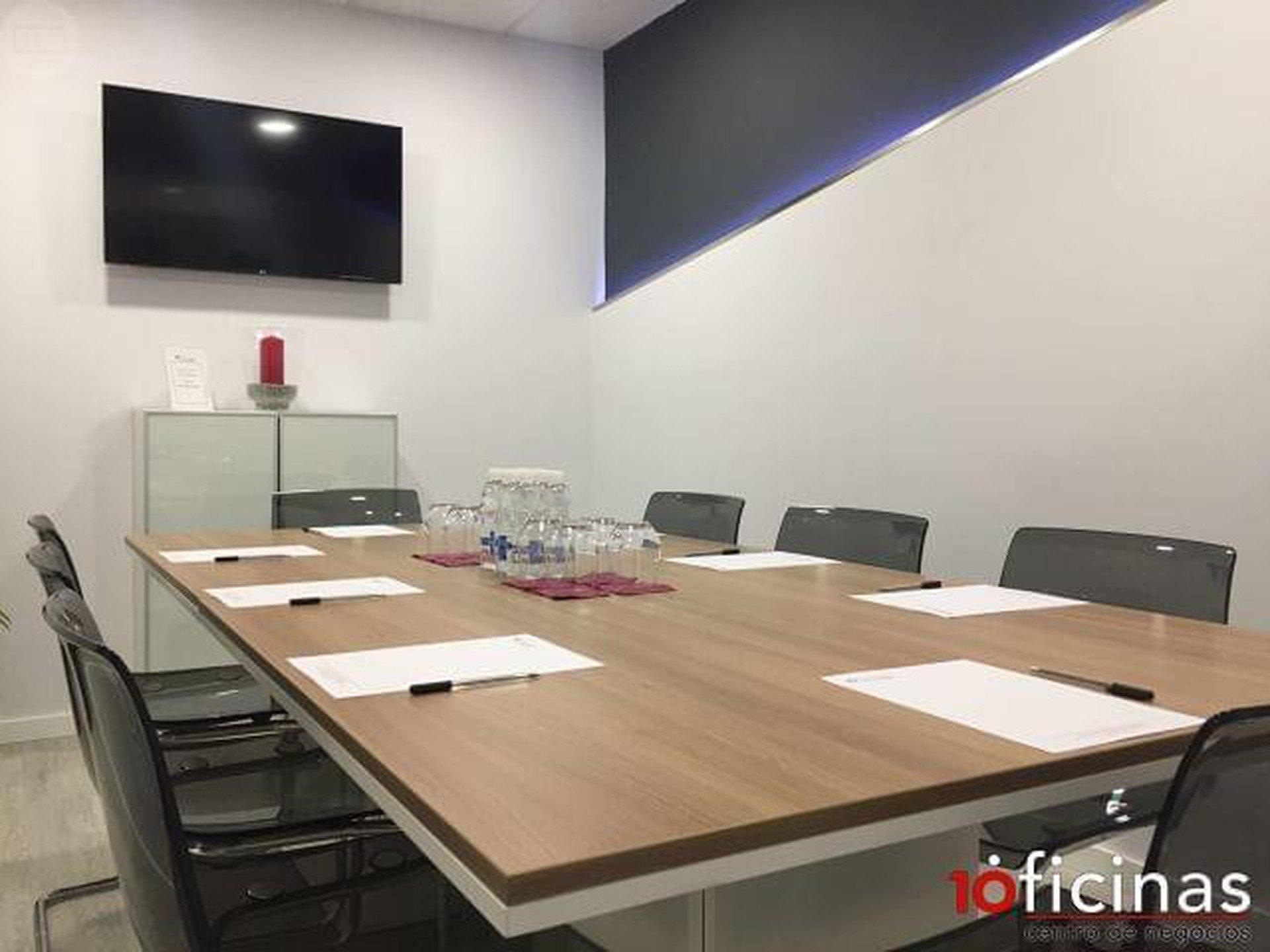 Malaga conference rooms Salle de réunion Oficinas 10 - Meeting Room 1 image 0