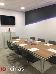 Malaga conference rooms Meetingraum Oficinas 10 - Meeting Room 1 image 2