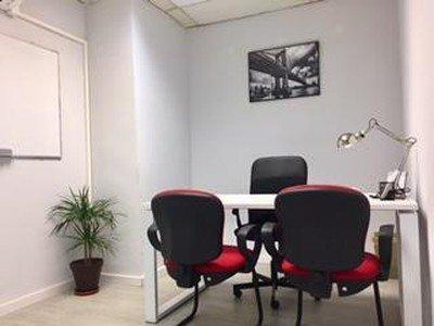 Malaga conference rooms Salle de réunion Oficinas 10 - Meeting Room 2 image 0