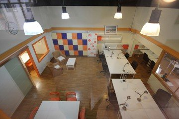 Malaga Train station meeting rooms Coworking space Malaca XXI - Main Space image 5