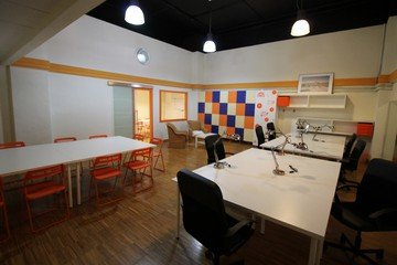 Malaga Train station meeting rooms Coworking space Malaca XXI - Main Space image 0