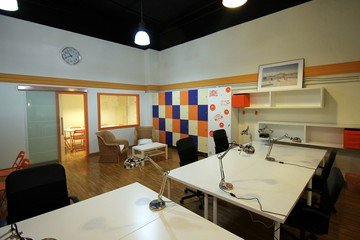 Malaga Train station meeting rooms Coworking space Malaca XXI - Main Space image 1
