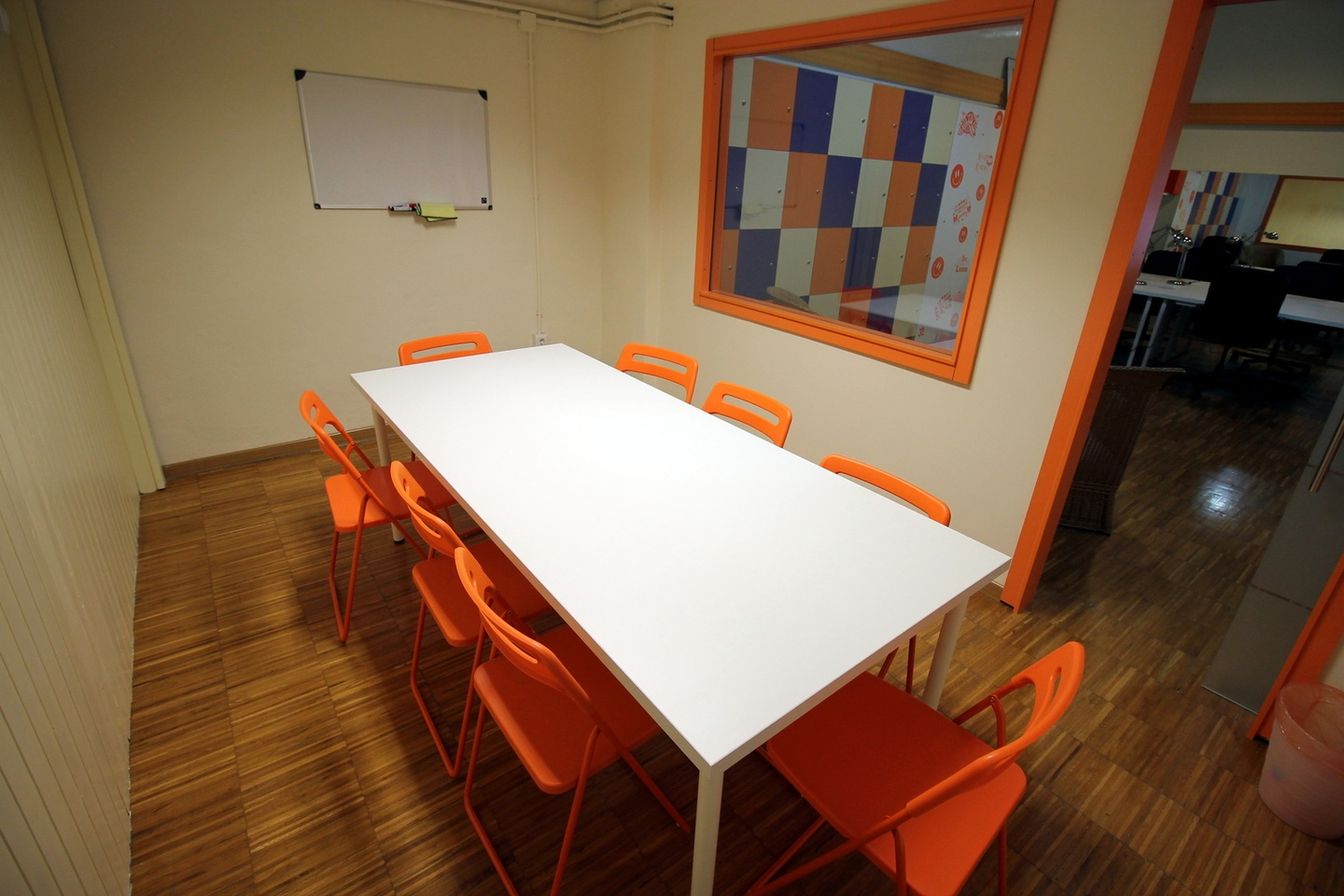 Malaga Train station meeting rooms Meetingraum Malaca XXI - Meeting Room image 1