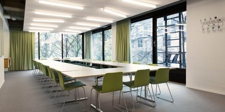 Amsterdam training rooms Meetingraum Spaces Vijzelstraat - Room 10 image 0