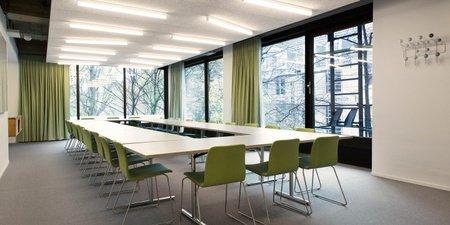 Amsterdam training rooms Salle de réunion Spaces Vijzelstraat - Room 10 image 0