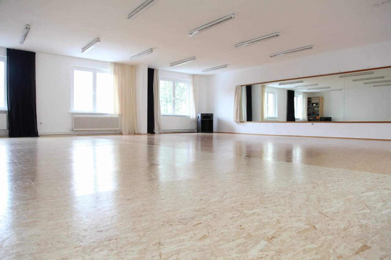 Berlin workshop spaces Unusual TanzTangente - Studio 1 image 0