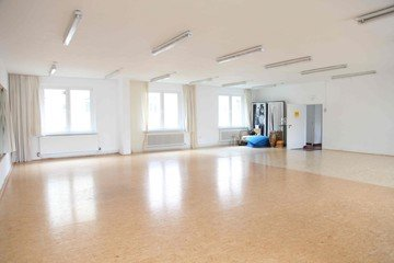 Berlin workshop spaces Unusual TanzTangente - Studio 1 image 3