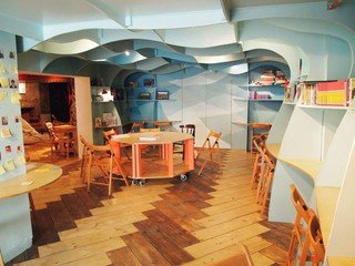 London workshop spaces Meetingraum The Ship of Adventures - The Deep image 1