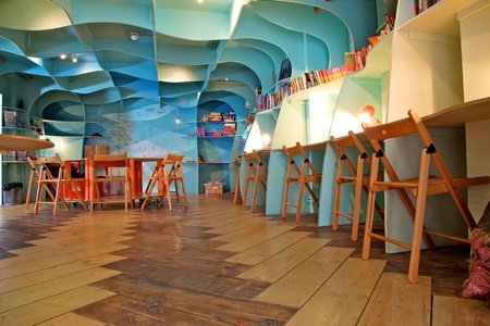 London workshop spaces Meeting room The Ship of Adventures - The Deep image 0