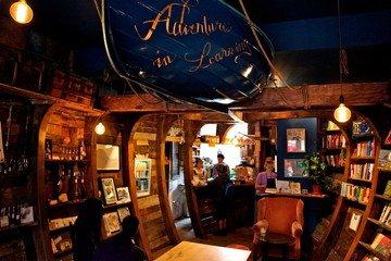 London workshop spaces Meetingraum The Ship of Adventures - The Deck image 1