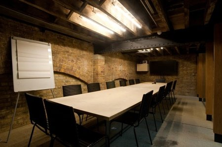 Londres Train station meeting rooms Salle de réunion Impact Hub King's Cross - Boardroom image 0