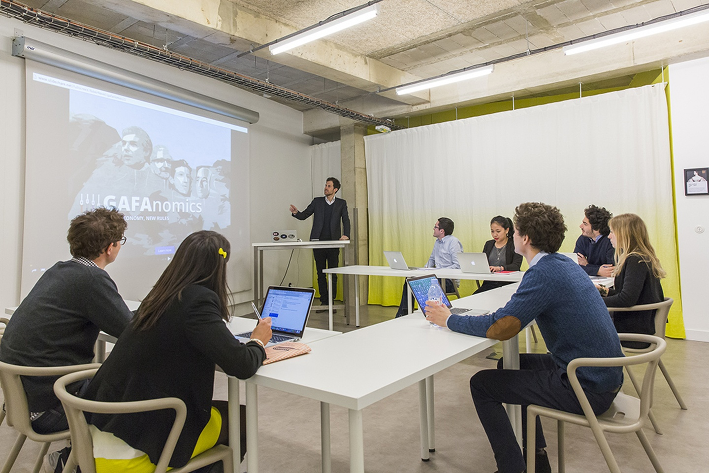 Paris training rooms Meeting room ADA @Republique image 0