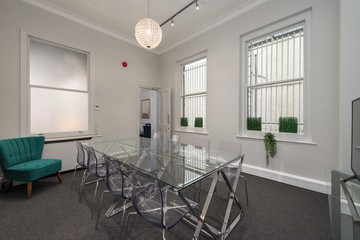 London workshop spaces Coworking space Lounge & Meeting Rooms at 13 Soho Square image 2