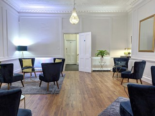 London workshop spaces Meeting room Lounge and Meeting Rooms at 13 Soho Square image 5