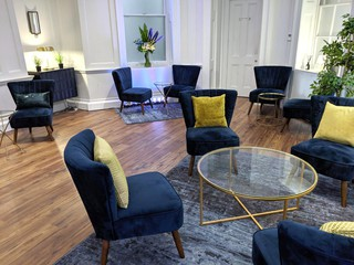 London workshop spaces Meeting room Lounge and Meeting Rooms at 13 Soho Square image 2