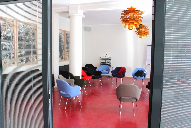 Berlin seminar rooms Coworking space Squarehouse Berlin image 0