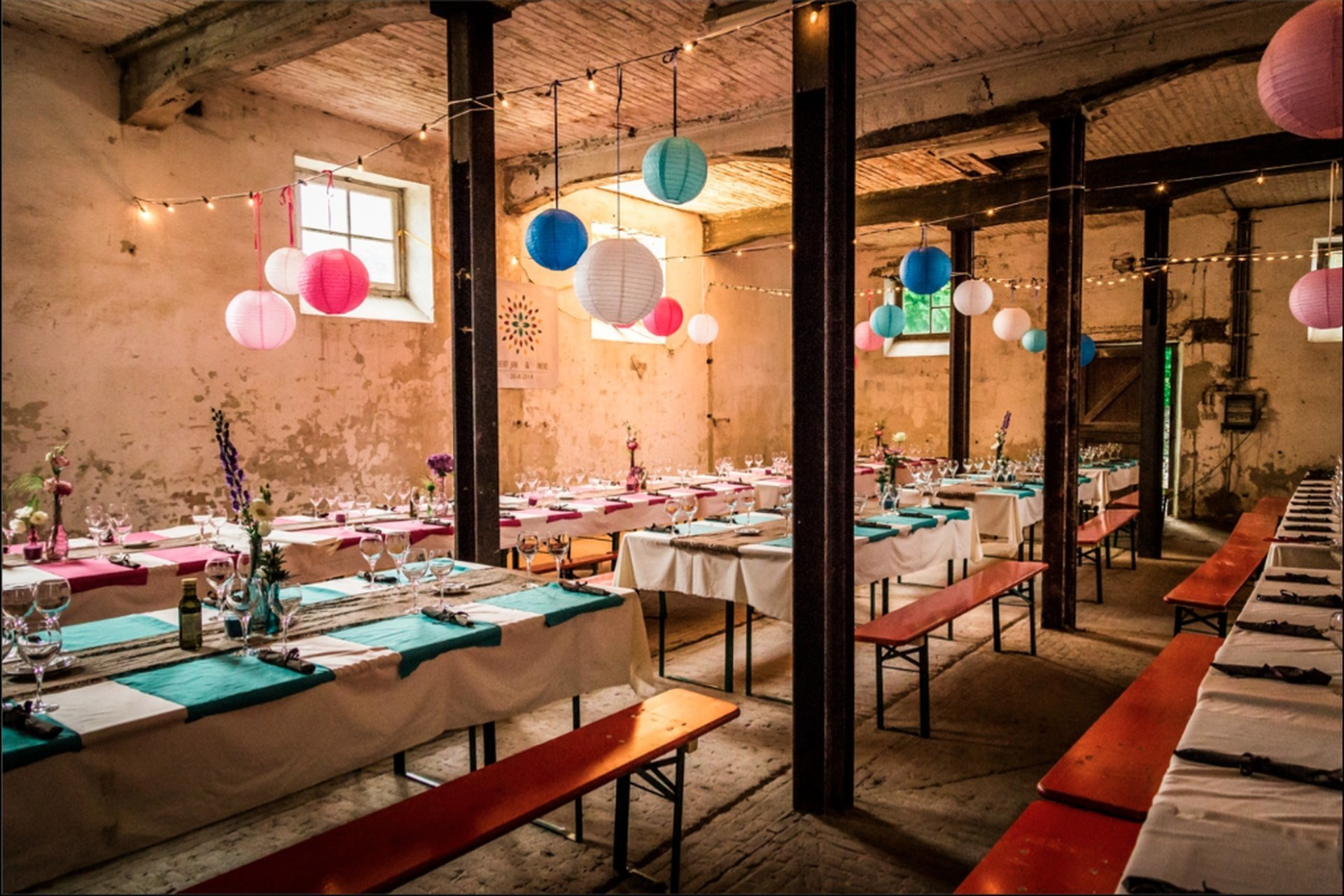 Amsterdam workshop spaces Coworking space Domaine des Officiers image 0