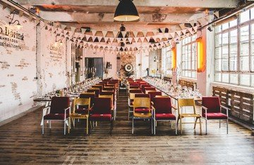 Berlin Eventräume Salle de réunion Fabrik 23 - Werkloft image 15