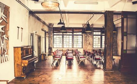 Berlin corporate event venues Salle de réunion Fabrik23 - The Classroom image 12