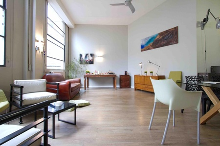 Paris workshop spaces Private residence THE FASHION LOFT - GRANDS BOULEVARDS image 4