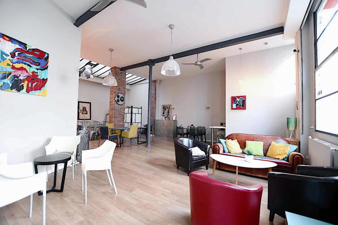Paris workshop spaces Loft GRANDS BOULEVARDS image 0