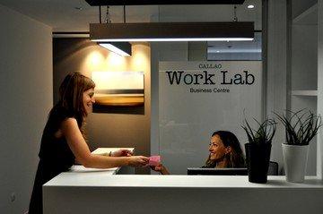 Madrid conference rooms Espace de Coworking WorkLab-Callao Business Centre image 3